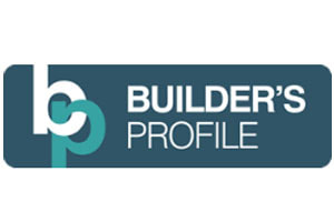 Builder's profile accreditation logo
