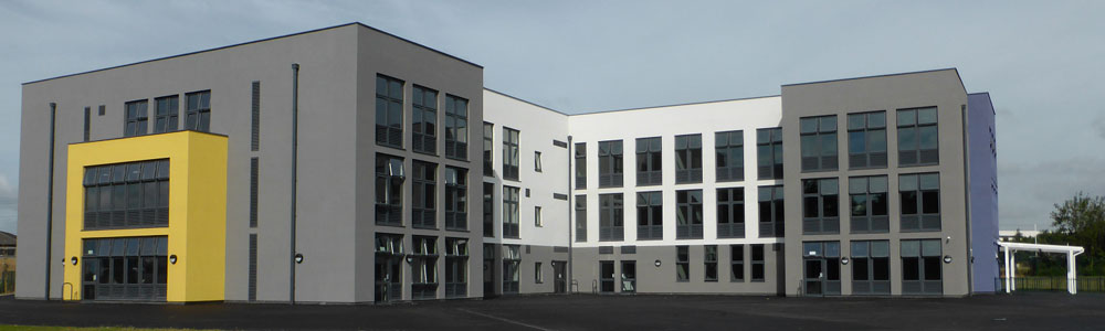 Harris Academy Chafford - Middlesex Facades project