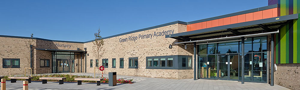 Green Ridge Primary Academy - Middlesex Facades project
