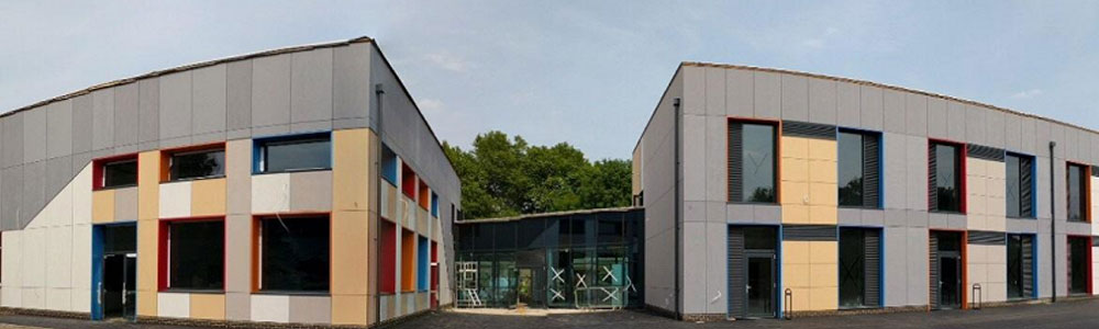 Watling Park School - Middlesex Facades project